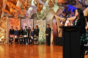 Secondary school finalists 2011