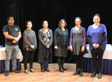 Writers Te Papa Tupu 2016