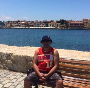 Pere Durie in Crete